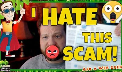 AaWG041 – Warning! Domain Name Renewal & Listing SCAM!